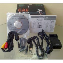 Комплект аксесоари за цифрова камера SANYO Xacti VPC-CA6