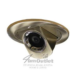 Internal 'Eyeball' Flush Mount Camera Охранителна камера