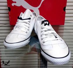 PUMA Спортни обувки (кецове), Модел: 917 LO WH