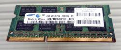 SAMSUNG 2GB PC3-10600S SO DIMM SAMSUNG Памет за лаптоп