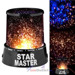 Star Master Night Lamp Нощна лампа