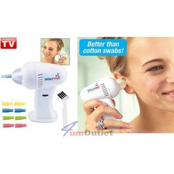 Earcleaner Wax Vac Уред за почистване на уши