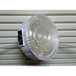 Аварийна акумулаторна лампа, 19 диода