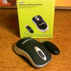 TECHNIKA Wireless Desкtop Mouse Безжична мишка