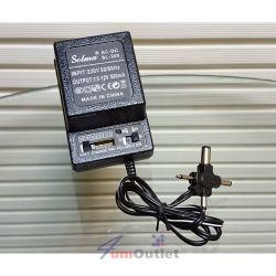 Универсален AC/DC адаптер, 1.5-12V, 500mA