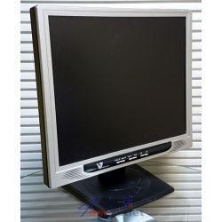 "V7 (Videoseven) E17PS 17"" LCD TFT Monitor Монитор"