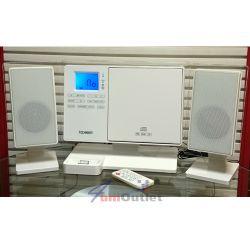 TECHNIKA Vertical CD micro Hi-Fi w/dock for iPod Микро Хай-Фи система с док за iPod