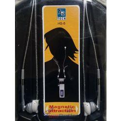 A4Tech HS-8 Necklace MP3 InMotion Earphone Слушалки (тапи)