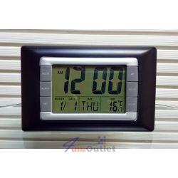 TESCO Digital Clock Дигитален часовник с термометър