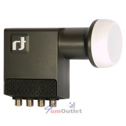BLACK Premium Quattro Selected 40mm LNB Четворен конвертор