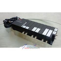 LABGEAR SDA263 Stepped Distribution Amplifier Разпределителна кутия с усилвател за телевизия