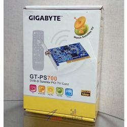 GIGABYTE GT-PS700 Сателитен тунер DVB-S PCI TV Card
