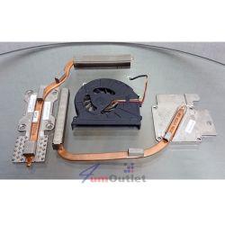 Вентилатор (охлаждане) за преносим компютър (лаптоп) GIGABYTE W468N