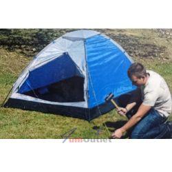 """Палатка, двуместна, тип """"куполна"""" 200х120х100 см"""