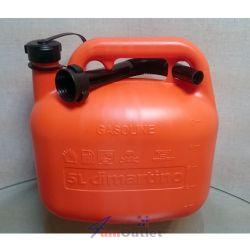 DIMARTINO Туба за гориво, пластмасова, 5 литра
