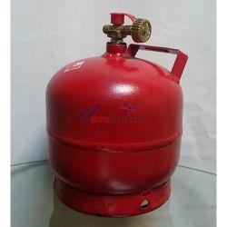 Бутилка за газ, туристическа, 4.8 литра