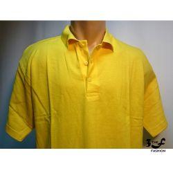 LACOSTA Тениска, жълта