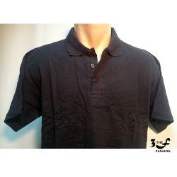 LACOSTA Тениска, черна