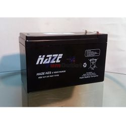 HAZE Оловна батерия (акумулатор) 12V 7Ah