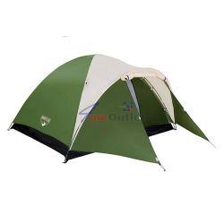 """Палатка двуслойна, четириместна, тип """"куполна"""" на BESTWAY"""