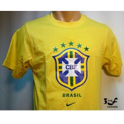 "Nike Football Outlet Collection: 119381 ""Brasil"" Тениска"