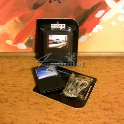 KIICKS: iPod Nano 3d Gen Silicon Case Силиконово калъфче