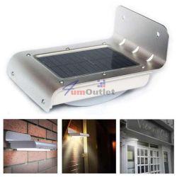 SOLAR MOTION LIGHT Соларно осветление със сензори за движение и осветеност
