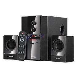 SVEN MS-1820 2.1 Звукова система с радио и MP3 плейър