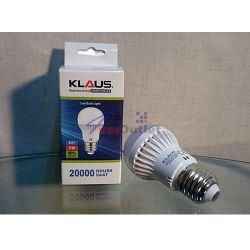 KLAUS 3W E27 6400К Светодиодна лампа (LED крушка)