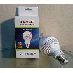 KLAUS 7W E27 Светодиодна лампа (LED крушка)