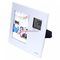 OMEGA Дигитален термометър с рамка за снимка OWSPF01