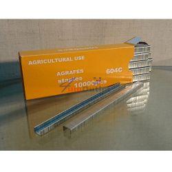 Телчета за клещи (машинка) за връзване, 6х4мм, 10 000 бр.
