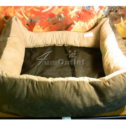 Classic Suedette Dog Bed: Луксозно легло за куче