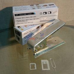 SIM Cutter 4FF Nano SIM Резачка за СИМ карти
