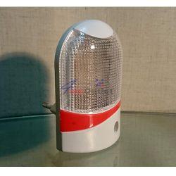 Светодиодна LED нощна лампа със сензор за осветеност
