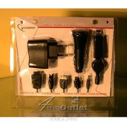 Подаръчен комплект за зареждане на мобилни устройства